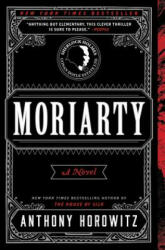 Moriarty (ISBN: 9780062377197)