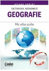 Mic atlas şcolar. Geografie (ISBN: 9786068668741)