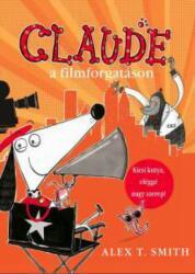 Claude a filmforgatáson (2015)
