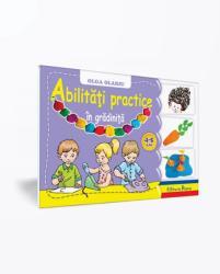 ABILITATI PRACTICE IN GRADINITA - 4-5 ANI (ISBN: 9786066334815)