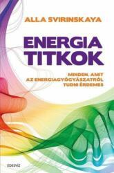 Energiatitkok (2015)