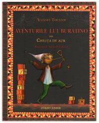 AVENTURILE LUI BURATINO SAU CHEITA DE AUR (ISBN: 9789731286167)