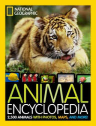 National Geographic Animal Encyclopedia - Lucy Spelman (2012)