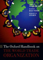 Oxford Handbook on the World Trade Organization (2014)