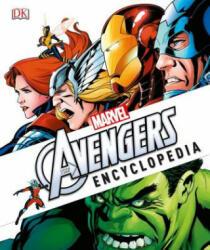 Marvel's the Avengers Encyclopedia (2015)