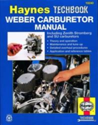 Weber Carburettor Manual (ISBN: 9781563921575)
