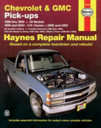 Chevrolet and GMC Pick-Ups (ISBN: 9781563924262)