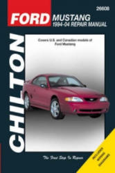 Ford Mustang - 94-04 (ISBN: 9781563926495)