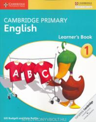 Cambridge Primary English Stage 1 Learner's Book (2014)