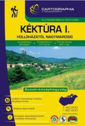 Kéktúra I. turistakalauz - Északi-középhegység (2015)