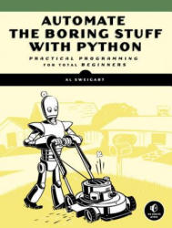 Automate the Boring Stuff with Python (2015)