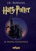 Harry Potter si piatra filosofala (ISBN: 9786068620732)