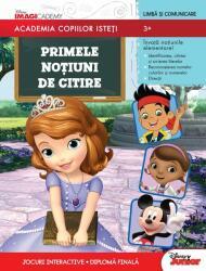Disney. Academia copiilor isteți. Primele noțiuni de citire (ISBN: 9786063300868)