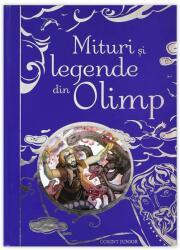 Mituri şi legende din Olimp (ISBN: 9789731286259)