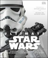 Ultimate Star Wars - DK (ISBN: 9780241007907)