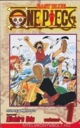 One Piece, Vol. 1 - Eiichiro Oda (ISBN: 9781569319017)