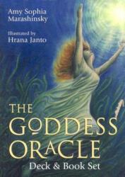 Goddess Oracle Deck & Book Set - Amy Sophia Marashinsky (ISBN: 9781572815469)