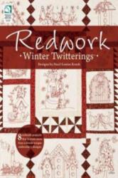 Redwork Winter Twitterings (ISBN: 9781592173211)