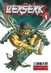 Berserk Volume 1 - Kenturo Miura (ISBN: 9781593070205)