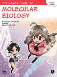 Manga Guide to Molecular Biology (ISBN: 9781593272029)