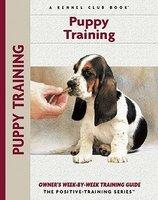 Puppy Training - Owner's Week-by-Week Training Guide (ISBN: 9781593783655)