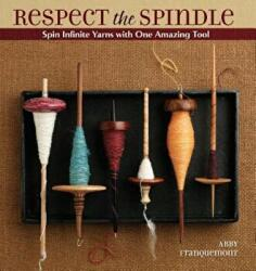 Respect the Spindle (ISBN: 9781596681552)