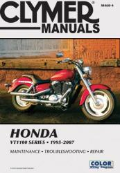 Honda VT1100 Series 1995-2007 (ISBN: 9781599691411)