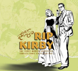 Rip Kirby, Vol. 2: 1948-1951 (ISBN: 9781600105821)