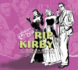 Rip Kirby - Alex Raymond (ISBN: 9781600107856)