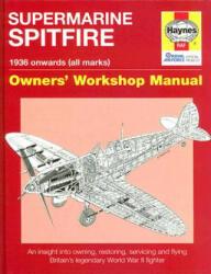 Spitfire Manual (ISBN: 9781844254620) (ISBN: 9781844254620)
