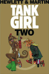 Hole of Tank Girl - Alan Martin (ISBN: 9781845767594)
