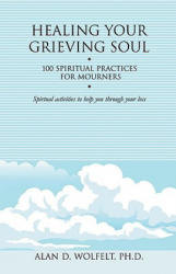 Healing Your Grieving Soul - 100 Spiritual Practices for Mourners (ISBN: 9781879651579)