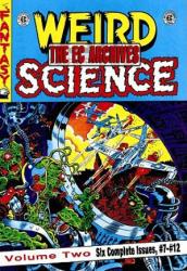 EC Archives: Weird Science Volume 2 - Al Feldstein (ISBN: 9781888472691)