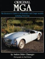 Original MGA (ISBN: 9781906133177)