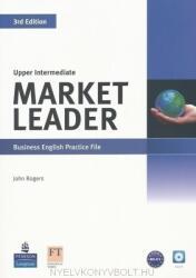 Market Leader Upper Intermediate Practice File & Practice File CD Pack (ISBN: 9781408237106)