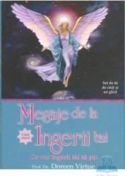 Carti oracol Mesaje de la ingerii tai - (ISBN: 9789738859272)