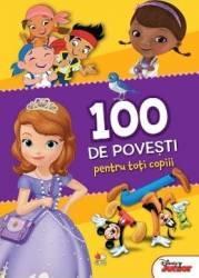 Disney. 100 de povești pentru toți copiii (ISBN: 9786063302619)