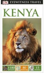Kenya útikönyv DK Eyewitness Guide, angol 2015 (2015)