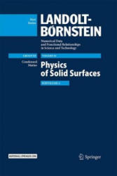 Physics of Solid Surfaces: Subvolume a (ISBN: 9783662477359)