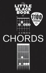 Little Black Book of Chords (ISBN: 9781780387994)