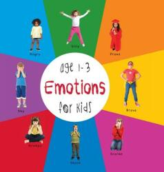 Emotions for Kids Age 1-3 (Engage Early Readers - A R Roumanis (ISBN: 9781772260663)
