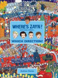 Where's Zayn? (ISBN: 9781742577937)