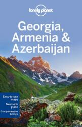 Lonely Planet - Georgia, Armenia & Azerbaijan 5th Edition (ISBN: 9781742207582)