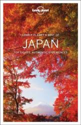 Japán útikönyv Discover Japan Lonely Planet 2015 (ISBN: 9781742205670)