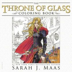 The Throne of Glass Coloring Book (ISBN: 9781681193519)