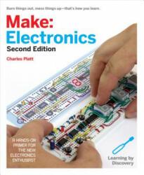 Make: Electronics, 2e - Charles Plaa (ISBN: 9781680450262)
