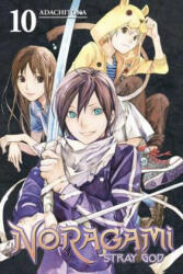 Noragami: Stray God 10 (ISBN: 9781632362131)