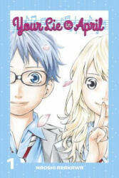 Your Lie in April 1 (ISBN: 9781632361714)