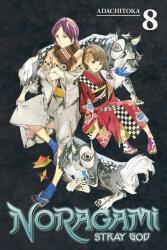 Noragami Volume 8 - Adachitoka (ISBN: 9781632361035)