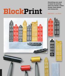 Block Print (ISBN: 9781631591136)